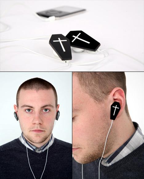 Capa para fone de Ipod