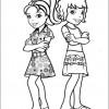 Desenho Polly Pocket 12