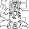 Desenhos para colorir Homem Aranha 17