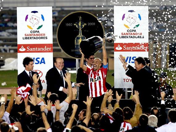 Estudiantes Taça Libertadores