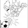 Desenhos para colorir de Futebol 06