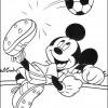 Desenhos para colorir de Futebol 07