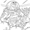 Buzz desenhos colorir Toy Story 06