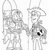 Buzz e Woody desenhos colorir Toy Story 02