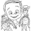 Desenhos colorir Toy Story 02