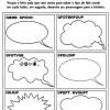 Atividades para produção de texto
