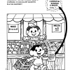 Atividades Turma da Mônica Números e Matemática 1
