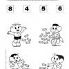 Atividades Turma da Mônica Números e Matemática 3