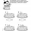 Atividades Turma da Mônica Números e Matemática 5