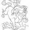 Desenhos colorir Hércules 04