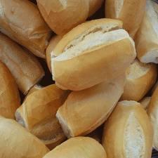 Misto quente com pão francês