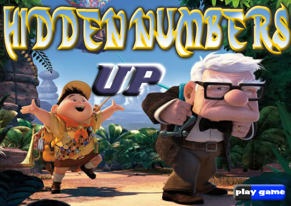 Game Hidden Numbers