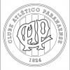 Desenho imprimir e colorir Atlético Paranaense