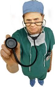 Médico - Lendas do consultório