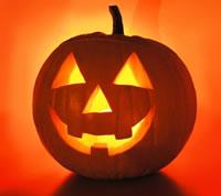 Abóbora do Halloween