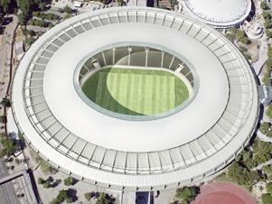 Estádio do Maracanã em 2014