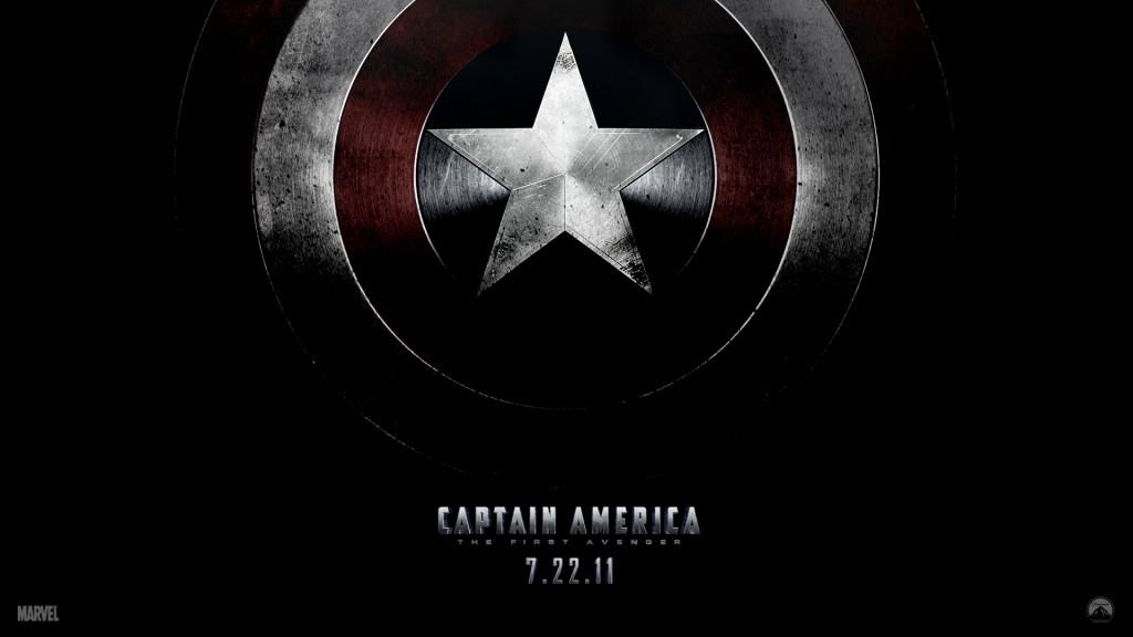 """Wallpaper - """"Capitão América: O primeiro vingador"""""""