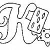 Alfabeto de Natal - Letra K