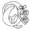 Alfabeto de Natal - Letra Q