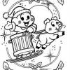 Cascão Natal Turma da Mônica