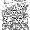 Colorir Natal Turma da Mônica 06