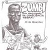 Desenhos colorir Dia da Consciência Negra 08