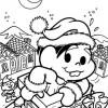 Mônica Natal Turma da Mônica
