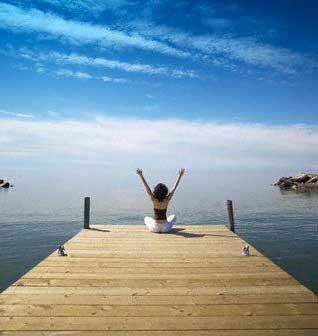 A felicidade é o caminho!