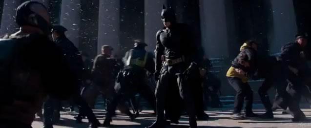Trailer de Batman: O Cavaleiro das Trevas Ressurge