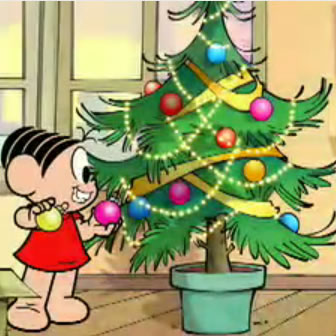 Vídeos de Natal da Turma da Mônica