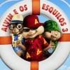 Assista ao trailer dublado de Alvin e os Esquilos 3