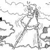 Desenhos para colorir Sítio do Picapau Amarelo 21
