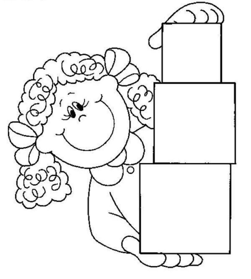 Desenhos de formas geométricas para colorir 02