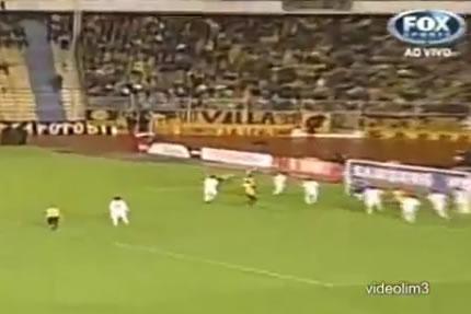 Assista aos gols de The Strongest 2 x 1 Santos
