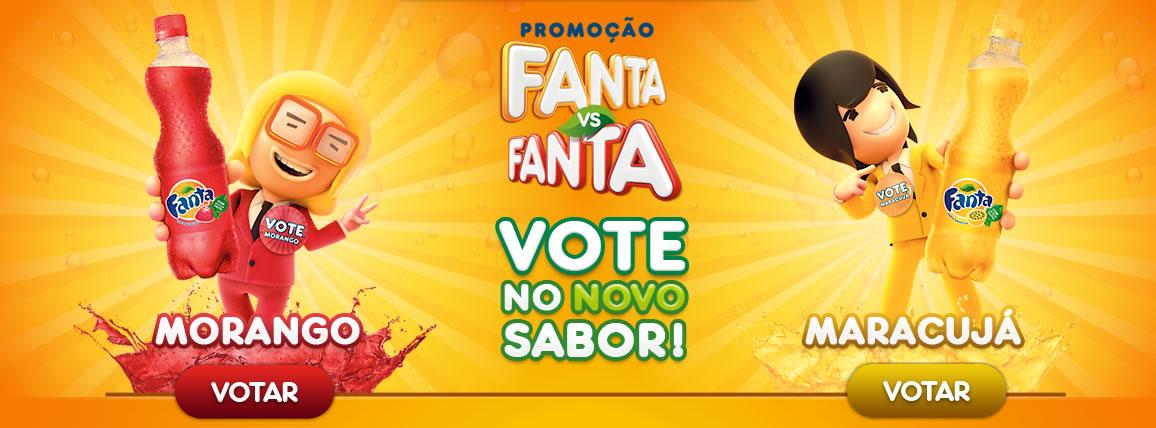 Promoção Fanta VS Fanta