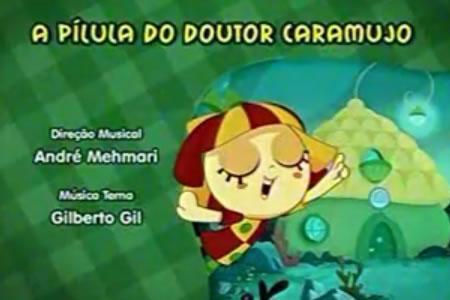 5º Episódio de o Sítio do Picapau Amarelo - A pílula do Doutor Caramujo