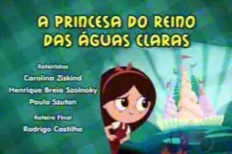 Sítio do Picapau Amarelo - A princesa do Reino das Águas Claras