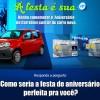 """Carrefour - Concurso cultural """"A Festa é Sua"""""""