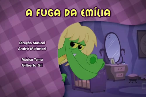A fuga da Emília