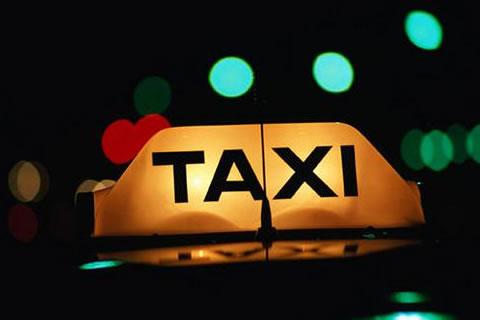 O taxista e o fanho