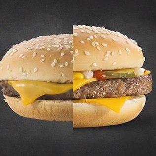 Diferença do McDonalds das lojas