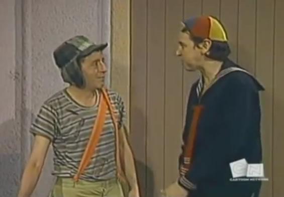"""Da série """"rindo com Chaves"""" - """"Eu quero o suco de abacaxi!"""""""