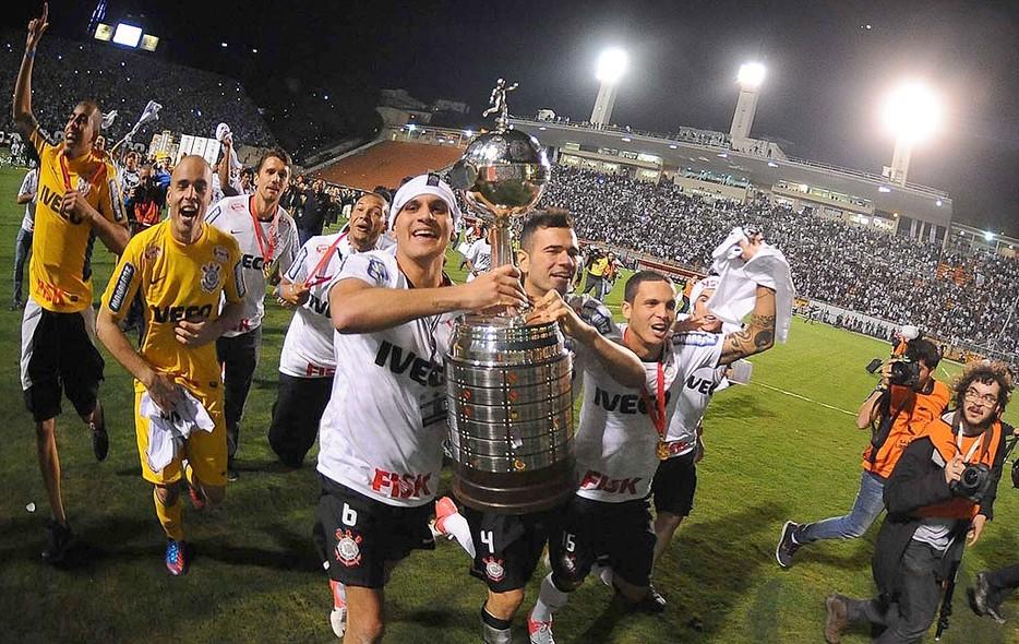 Corinthians Campeão da Taça Libertadores da América 2012