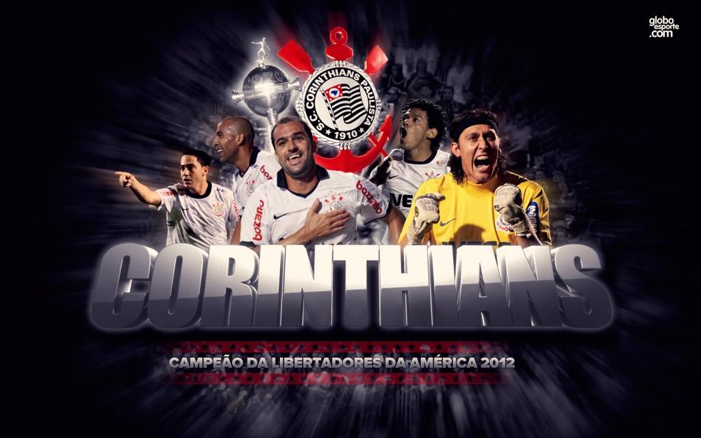 Wallpaper Corinthians Campeão da Libertadores 2012 - 02