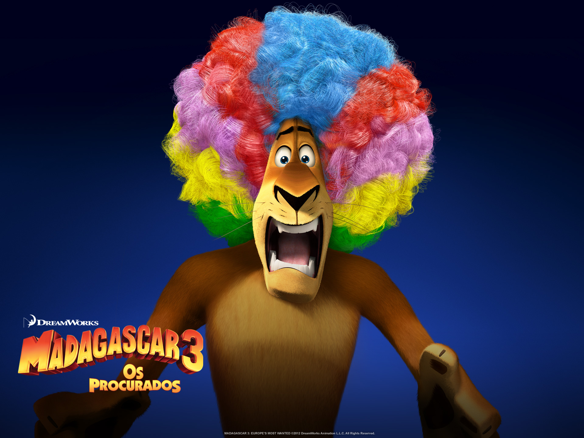 "Wallpapers de ""Madagascar 3: Os Procurados"" 03"