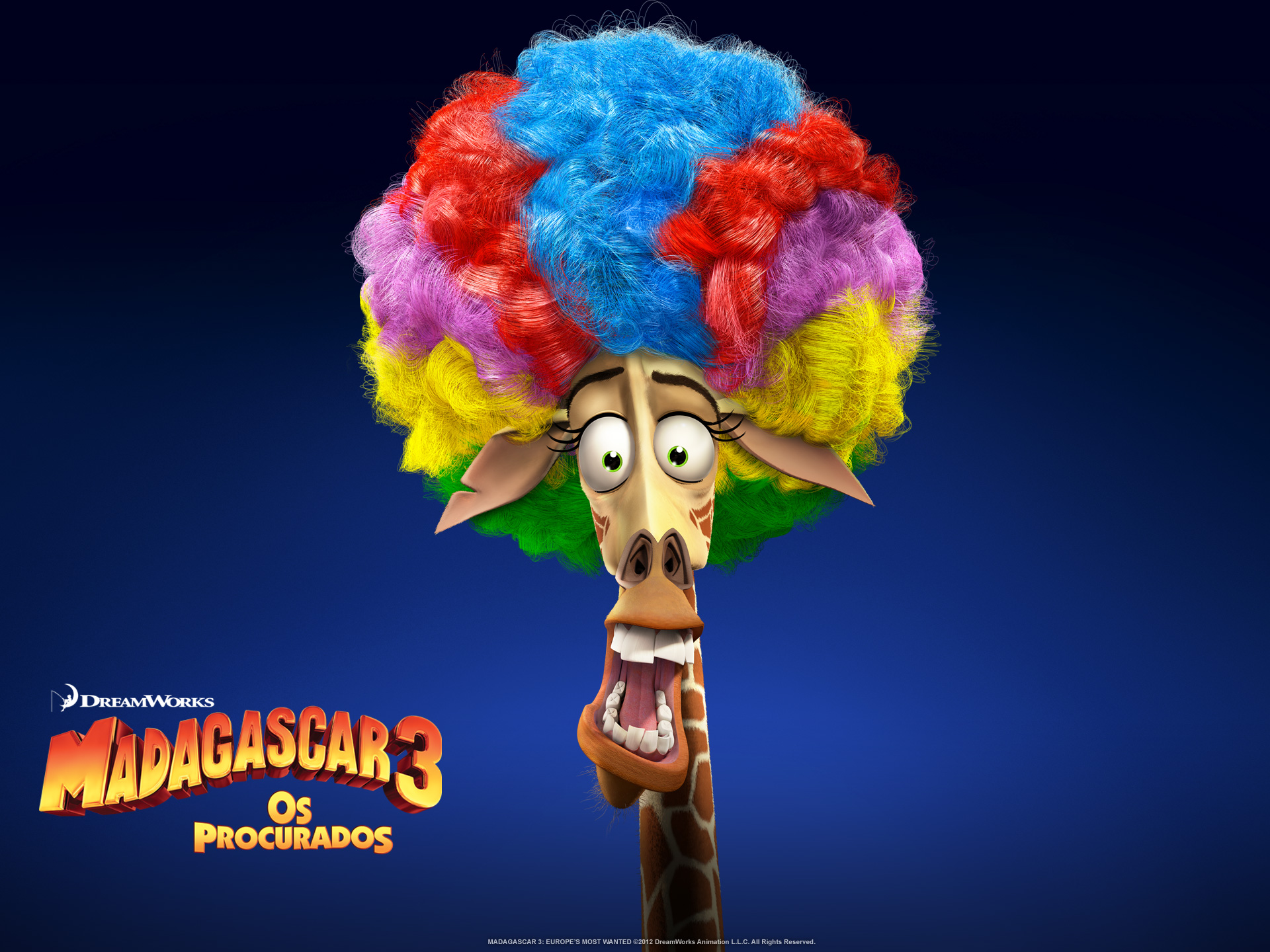 "Wallpapers de ""Madagascar 3: Os Procurados"" 06"