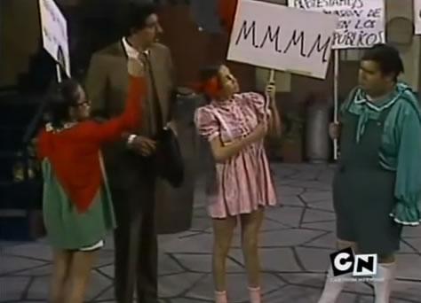 Episódio de Chaves sobre o Dia das Crianças