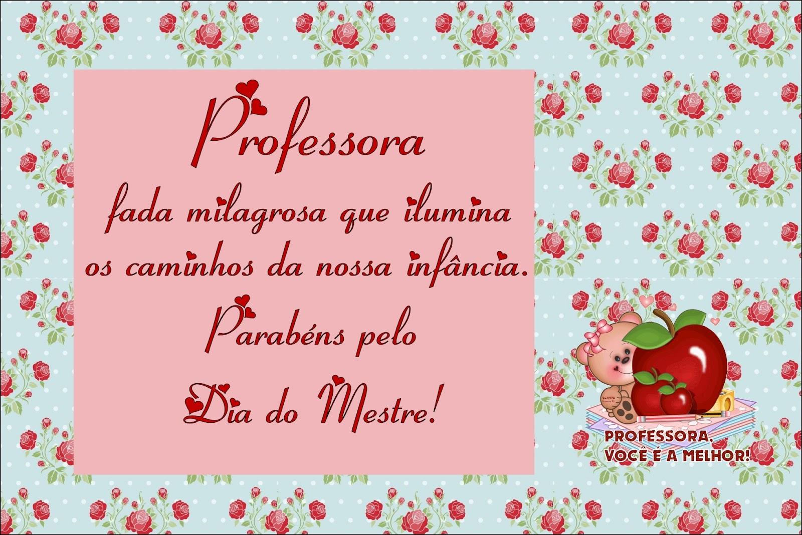 Mensagem Dia do Professor 03