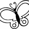 Desenho para colorir borboleta (3)