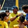 Neymar gravando Carrossel (13)
